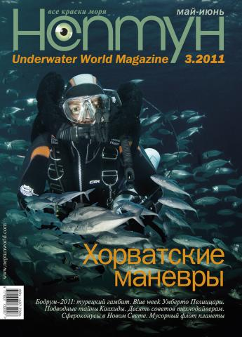 Cover of Neptune magazine